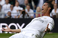 Криштиану Роналду, Реал Мадрид, Леванте, примера Испания, видео