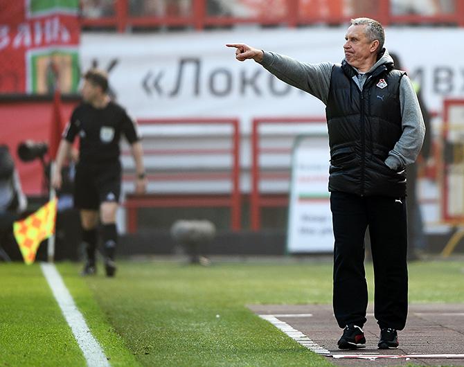 Почему увольнение Кучука – позор «Локомотива»