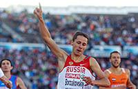 фото, бег, чемпионат мира, Юрий Борзаковский