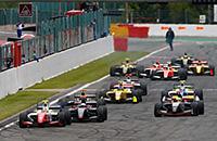 происшествия, Формула V8 3.5, Роберто Мери, Николя Латифи
