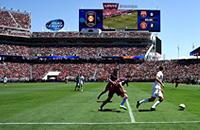 Как бы выглядел европейский футбол, если бы им управляли американцы