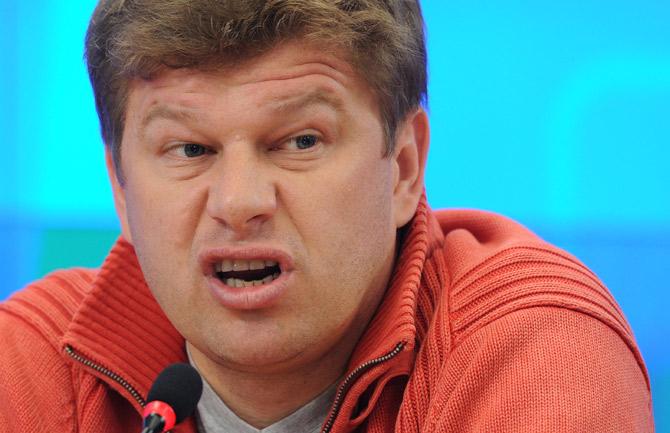 Губерниев сдал нормы ГТО с Малафеевым