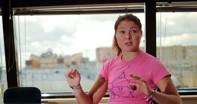 Динара Сафина: «После тенниса представляю себя мамой»