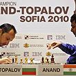 Веселин Топалов, Вишванатан Ананд, матч на первенство мира