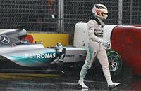 «Болид ехал как по льду». Авария Хэмилтона на тренировке перед Гран-при Канады