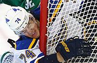 Сент-Луис, Даллас, Кари Лехтонен, фото, НХЛ, Ти Джей Оши