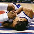 травмы, Тони Аллен, Стив Нэш, НБА, NCAA, Пол Джордж
