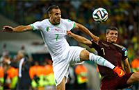 сборная России, ЧМ-2014, фото, сборная Алжира