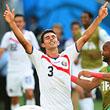 сборная Коста-Рики, ЧМ-2014, Хорхе Луис Пинто, Сельсо Борхес, Кейлор Навас