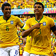 сборная Бразилии, сборная Колумбии, ЧМ-2014