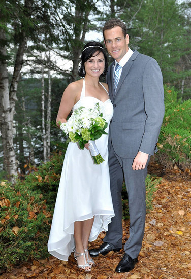 Kayla bourque wedding