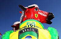 Гран-при Японии, фото, болельщики, Формула-1