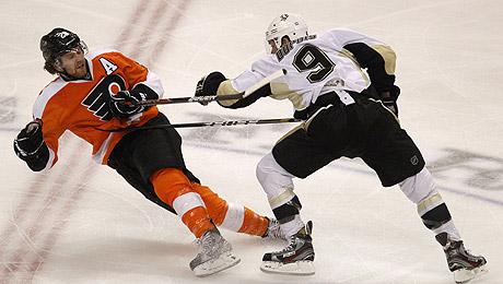 5+1. Лучшие и худшие игроки первого раунда плей-офф НХЛ