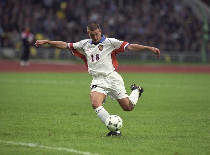 Евгений Харлачев в сборной России