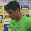 «Мы катали мяч, но не дошли до опасных моментов». Бразилец из «Уфы» дает интервью по-русски
