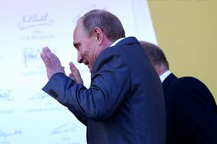 Владимир Путин: «Один из способов популяризации спорта – это героизация наших героев»