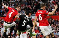 Манчестер Юнайтед, премьер-лига Англия, фото, Саутгемптон, Деян Ловрен