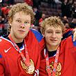 Сергей Андронов, Дмитрий Клопов, молодежная сборная России, молодежный чемпионат мира