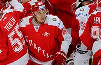 «Неужели люди пошли на шайбу?». «Спартак» вернулся в КХЛ