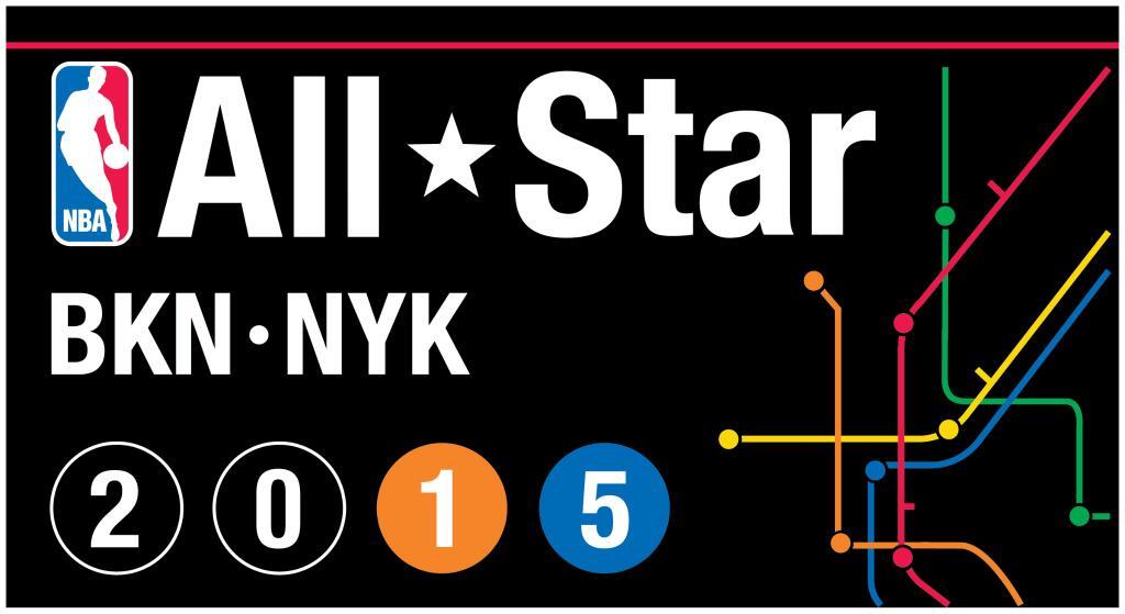 НБА представила логотип Матча всех звезд-2015