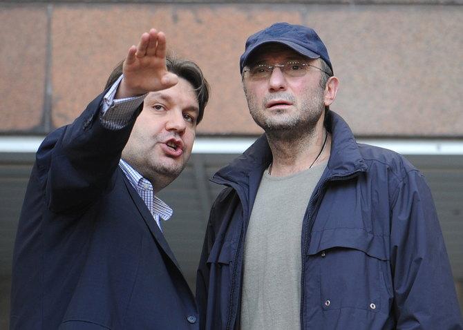 Герман Ткаченко: «Самба плакал, когда уезжал из «Анжи»
