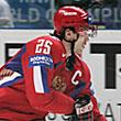 ЧМ-2007, сборная России, Петр Счастливый, сборная Швейцарии