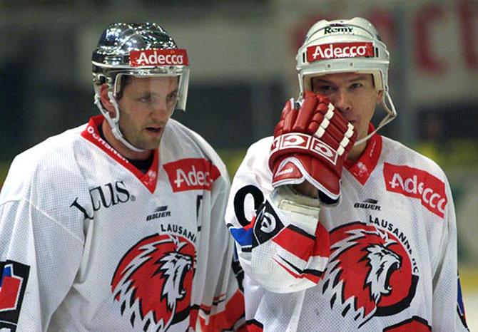 Топ-6 российских хоккеистов, игравших в Европе