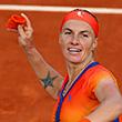 WTA, Ролан Гаррос 2018, Светлана Кузнецова