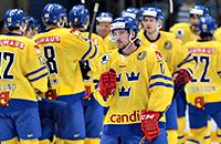 сборная Швеции, ЧМ-2015
