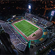 стадион Кубань, Лига Европы, Краснодар