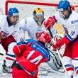 сборная России U18, сборная Канады U18, Мемориал Глинки, сборная США U18