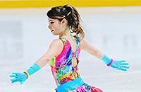 сборная России, Finlandia Trophy, женское катание, Юлия Липницкая