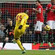 Катастрофа «Ливерпуля» на «Олд Траффорд», крупная победа «Арсенала» и другие события английского тура