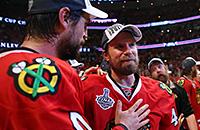 Чикаго, Киммо Тимонен, НХЛ, фото