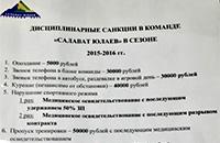 Салават Юлаев, Леонид Вайсфельд, Анатолий Емелин, КХЛ