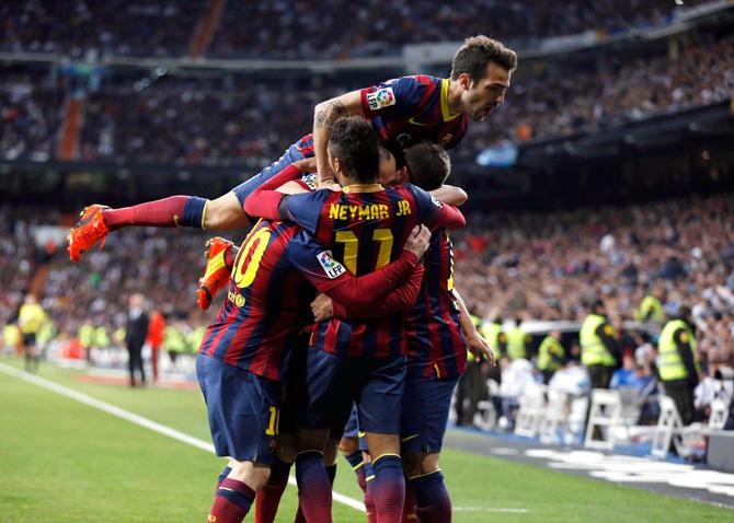 Примера. Реал - Барселона 3:4. Сытые игры - да не погаснет пламя! - изображение 6