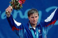 Томми Хаас, фото, Евгений Кафельников, Сидней-2000, Олимпийский теннисный турнир