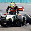 5 аварий на Гран-при Венгрии