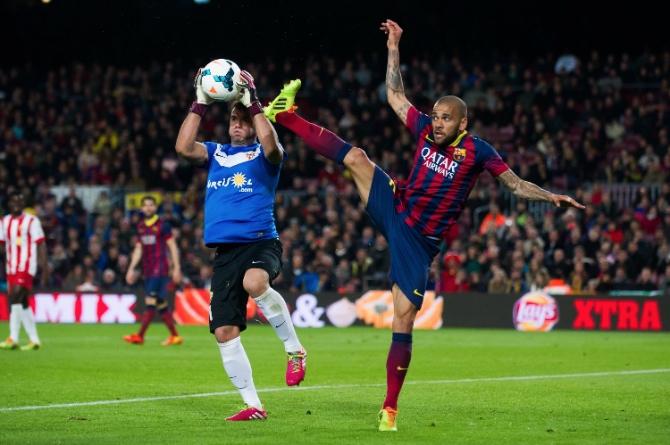 Мадридское дерби в пользу «Барселоны» и еще 6 главных событий испанского тура