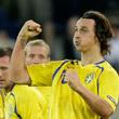 Златан Ибрагимович, Ларс Лагербек, Евро-2008, сборная Греции, Отто Рехагель, сборная Швеции