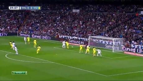 Испания. Примера. «Реал Мадрид» – «Вильярреал»