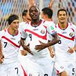 сборная Греции по футболу, Сборная Колумбии по футболу, ЧМ-2014