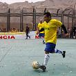 В заключении. Как в Перу стартовал свой ЧМ-2014 по футболу