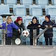 Люди, которые все-таки увидели матч ЦСКА – «Бавария» на стадионе