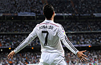 Криштиану Роналду, Реал Мадрид, примера Испания, ФИФА, фото