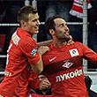 Широков спасает «Спартак» в дебютном матче