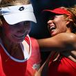 Русский полуфинал Australian Open: Шарапова победила Макарову