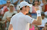 Новак Джокович, Энди Маррей, Rogers Cup, Амели Моресмо, ATP, Йонас Бьоркман, Иван Лендл