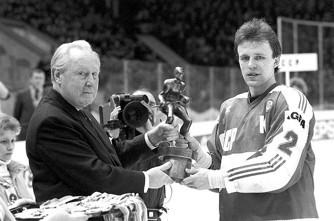 Легенды чемпионатов мира. 80-е