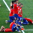 сборная Бразилии, сборная Чили, ЧМ-2014, Гари Медель